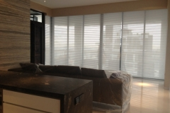 Motorized Dolce Shades, Curtain & Blinds (Skyline 360)