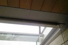 Outdoor Motorized Blinds