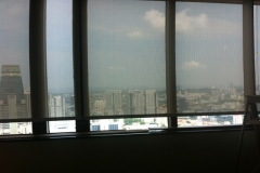 Republic Plaza (Roller Blinds)