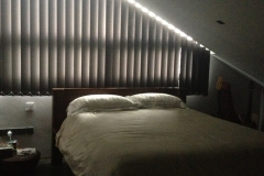 Special Installation for Vertical Blinds